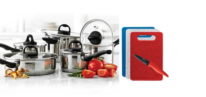 Remy Oliver Cookware Set Today Show