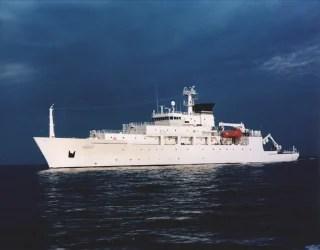 USNS Bowditch U.S. Navy