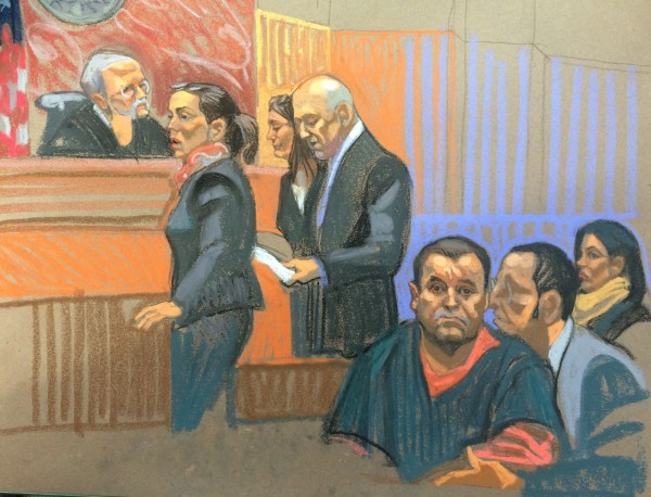 Lawyers for 'El Chapo' Argue Jail Conditions 'Too ...
