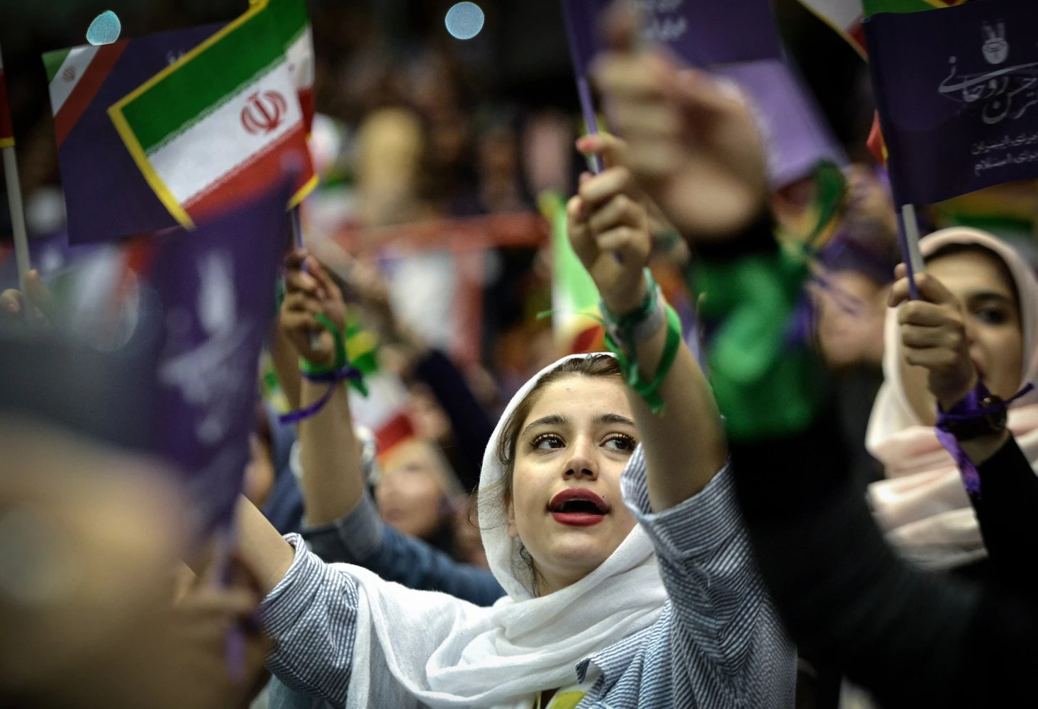 Turnout is key for Iran's election