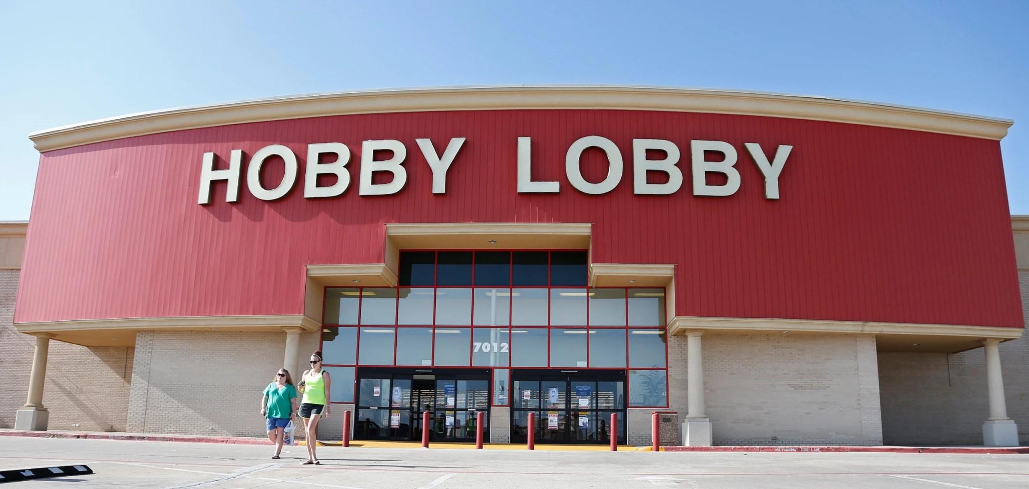 Spotlight on Hobby Lobby's Biblical Collection After ... on Hobby Lobby id=53658