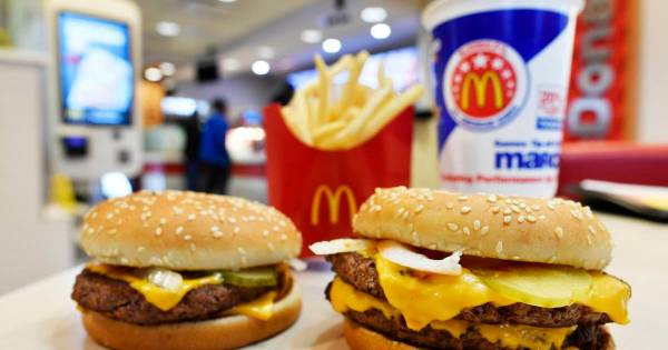McDonald's goes from frozen to fresh for its Quarter Pounders