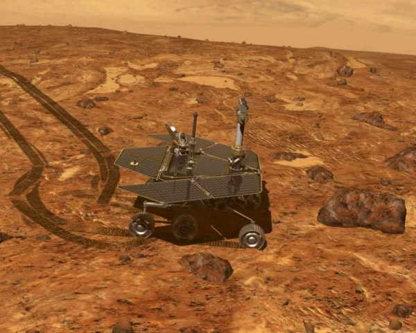 As Mars dust storm rages NASAs Opportunity rover falls
