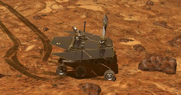 As Mars dust storm rages, NASA's Opportunity rover falls ...