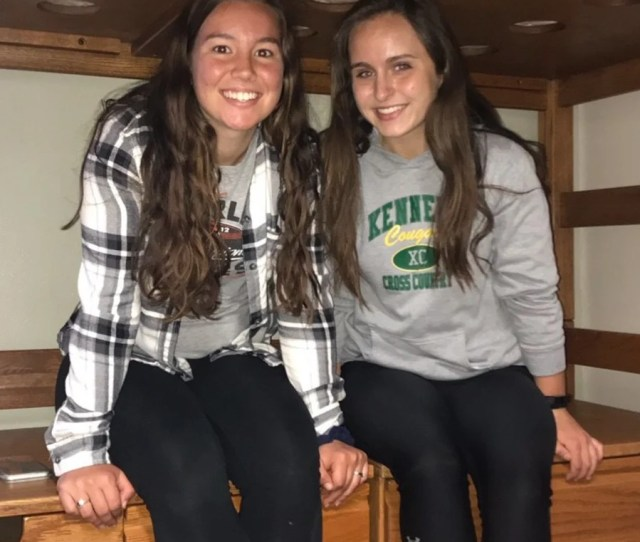 Mollie Tibbetts Left With Her College Roommate Ali Meyer Ali Meyer