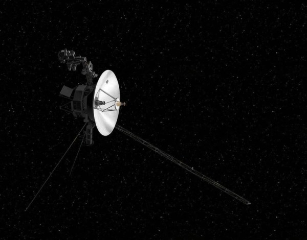 NASA's Voyager 2 becomes second human-made object to reach ...