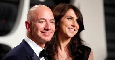 Jeff Bezos Wife Age