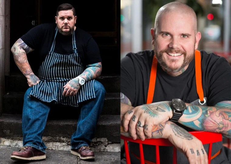 Chef Matt Jennings has lost more than 200 pounds and is devoting his career to bringing wellness to the restaurant industry.