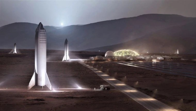 SpaceX CEO Elon Musk says tickets to Mars will eventually ...