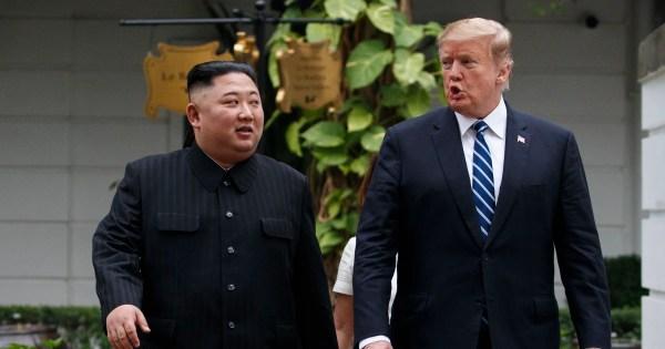 North Korea glorifies Kim's summit with Trump in new ...
