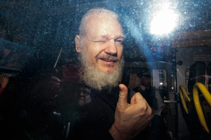 Image: Julian Assange Appears At Westminster Magistrates Court