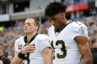 Drew Brees Responds to Trump, Stands by His Apology for Comments on Protesting American Flag After President Expressed Support