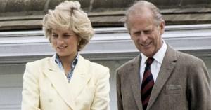 Princess Diana literally called Prince Philip 'favorite dad'