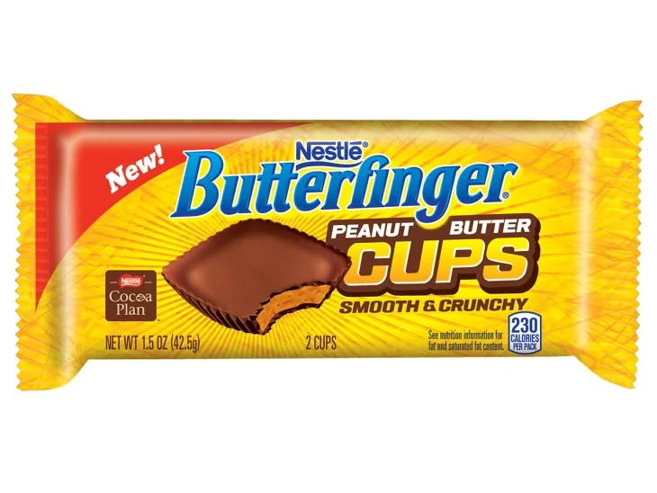 Butterfinger Resses Cup