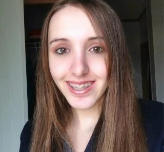 Fifteen-year-old Renata