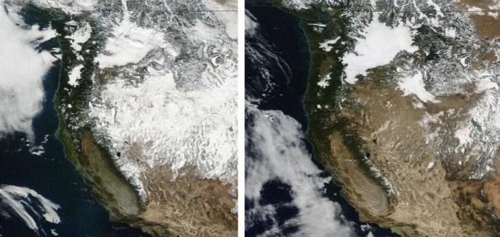 Image: MODIS photos