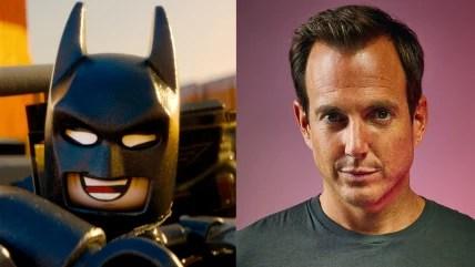 IMAGE: Batman, Arnett