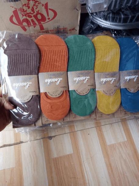 Combo 10 đôi tất len tăm nữ - Hàng xuất Nhật giá rẻ 3