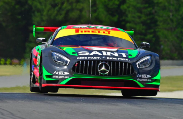 Taylor is now focussed on a Bathurst win
