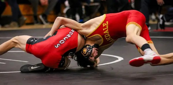 All-NorCal Wrestling, Brayden Abbel, Oakdale
