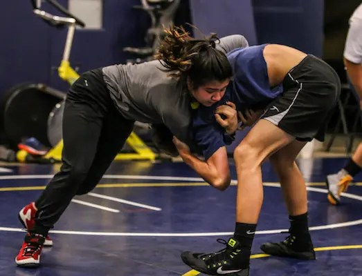 All-NorCal Wrestling, Emily Se, Oak Ridge