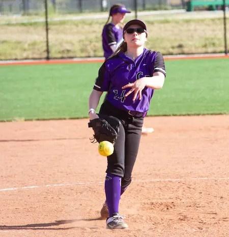 College Park softball, Sofia Berryhill