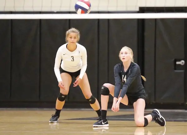 Kate Formico, Archbishop Mitty, Volleyball