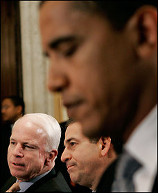 McCain Feingold Obama