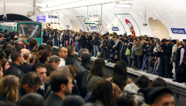 Crippling strikes across France