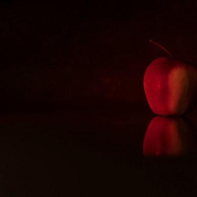 Äpplet kan falla lång från trädet