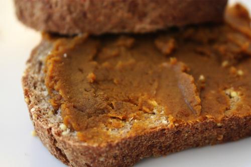 Homemade Vegan Pumpkin Butter