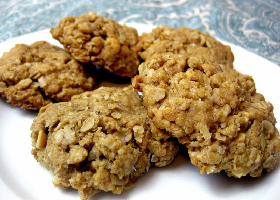 Oatmeal Peanut Butter Coconut Cookies
