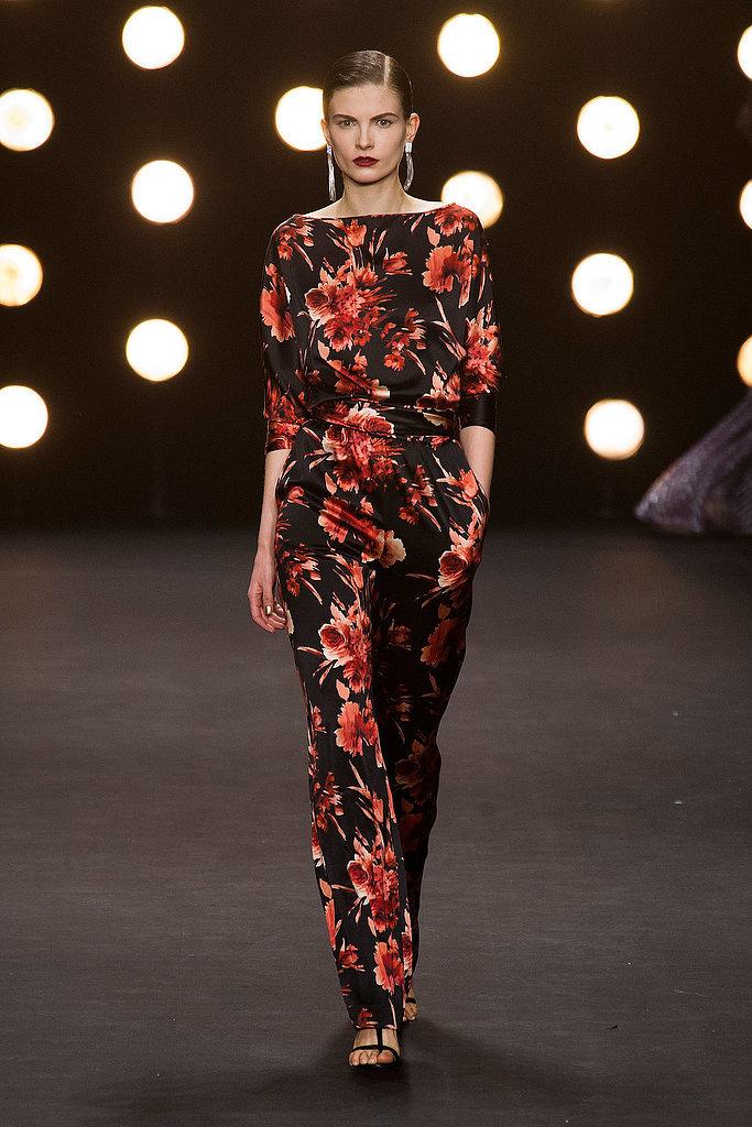 Modetrend für den Herbst 2014: Blumenprints