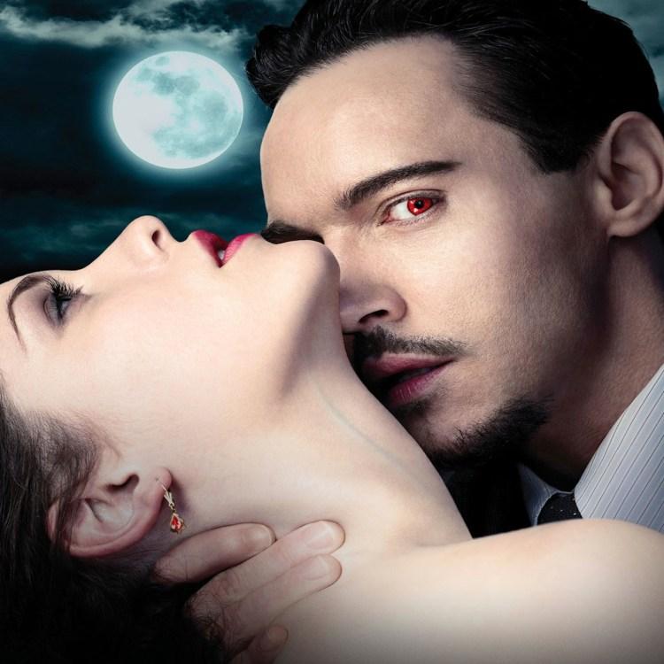 Image result for Male Vampire Biting Girl