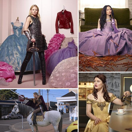Once Upon A Time Character Pictures POPSUGAR Entertainment