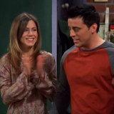Gli amici hanno lasciato accidentalmente il doppio di Jennifer Aniston in una scena. e nessuno di noi hanno notato