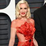 Gwen Stefani non potrebbe farla ai premi Choice dei bambini, in modo da ha inviato suo figlio invece
