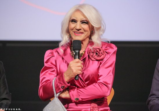 Patrick Stewart in Drag Will Give You All the Life You Need This Week