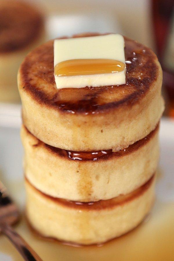 Japanese-Style Pancakes de Popsugar.com