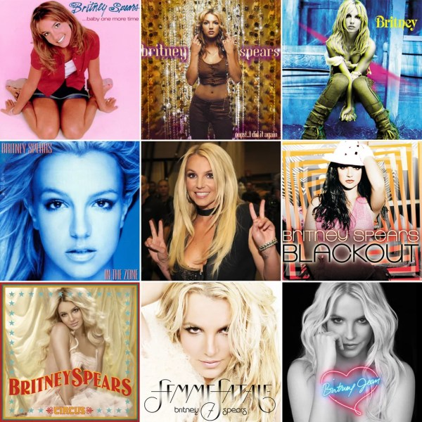 Which Britney Spears Album Are You? | POPSUGAR Entertainment