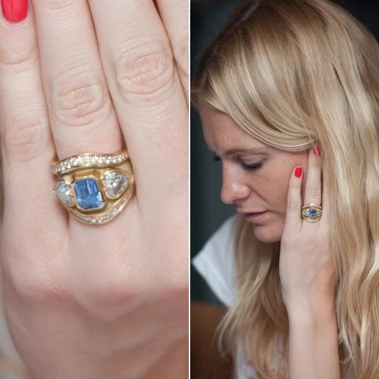 Poppy Delevingne Engagement Ring Pictures Popsugar Fashion