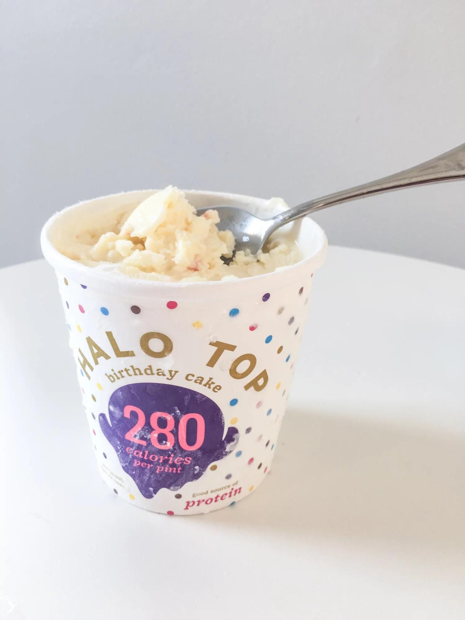 Halo Top Ice Cream Review