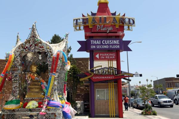 America's Only Thai Town Celebrates 15 Years in Los Angeles