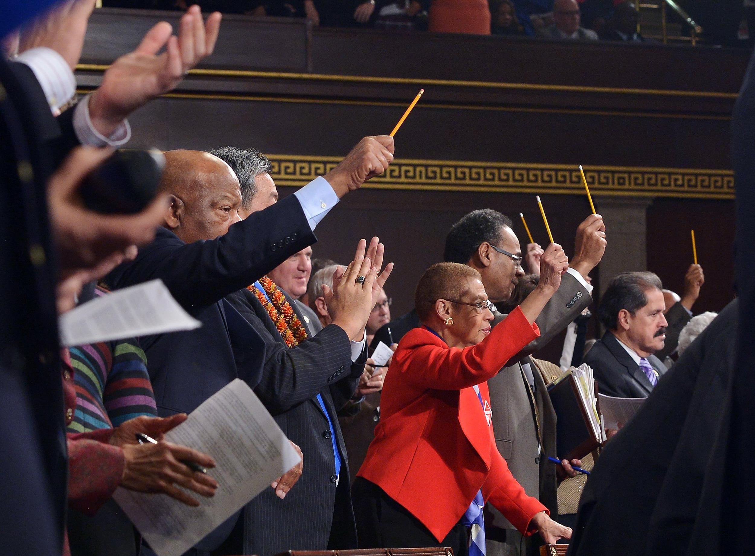 2008 01 31 the libertarian party s response to the state of the union address feed - Of Course There Is One Way You Can Say You Re A Moron With Even Clearer Distinction And That Is While You Re Dutifully Waving Around Your Stupid Pencil