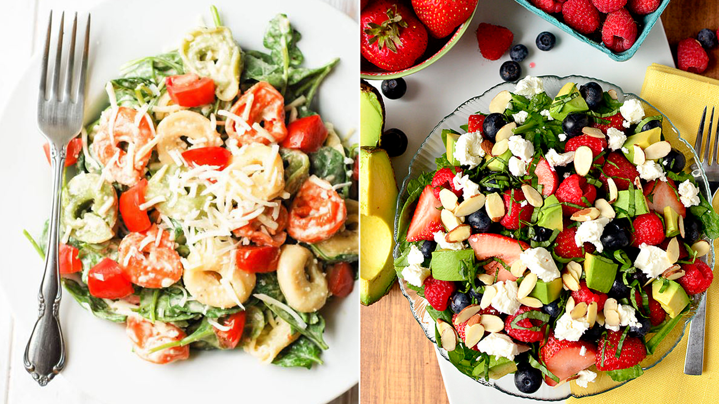 7 Pinterest Approved Healthy Summer Salad Recipes