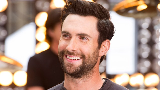 adam levine's mohawk hair is his wildest style yet