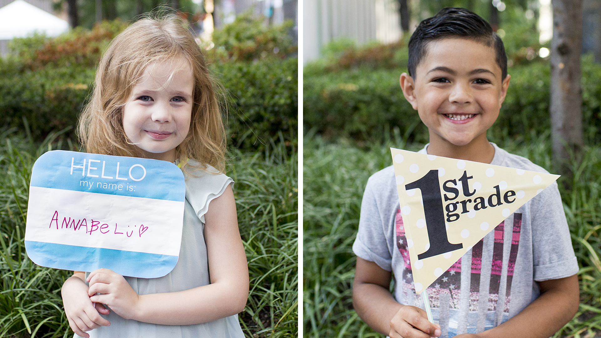 First Day Of School Signs 9 Free Printables For Photos