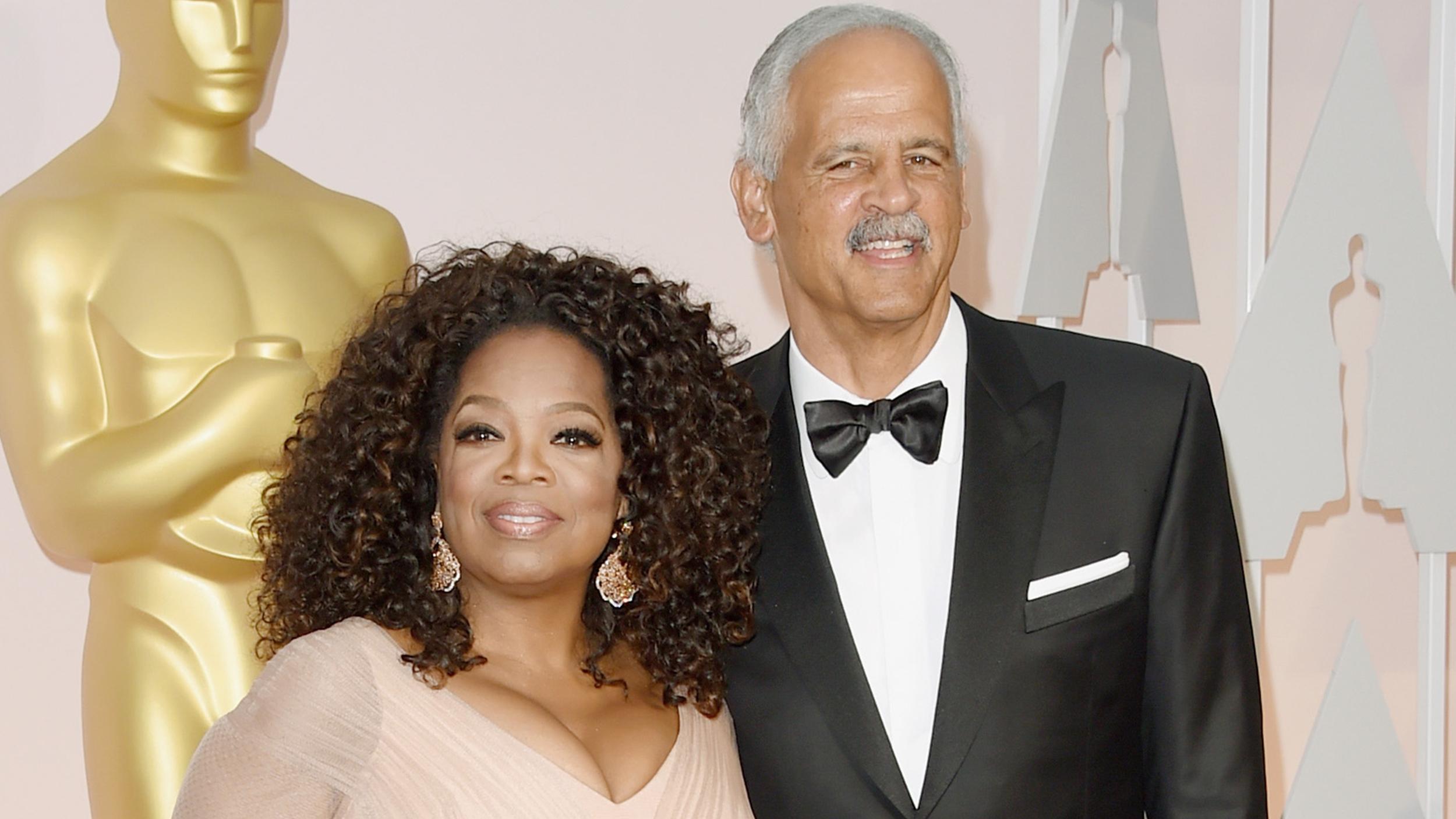 Oprah Winfrey Sets Record Straight On Wedding Rumors