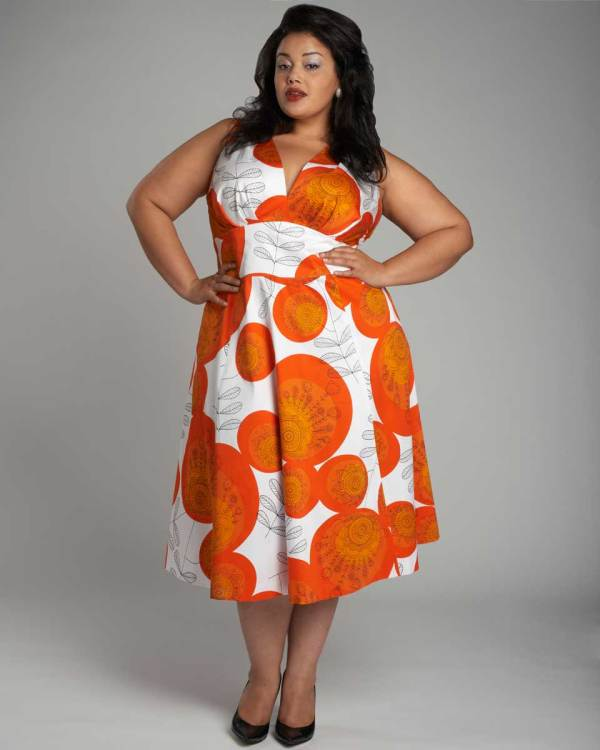 First plus-size designer label to show at New York Fashion ...