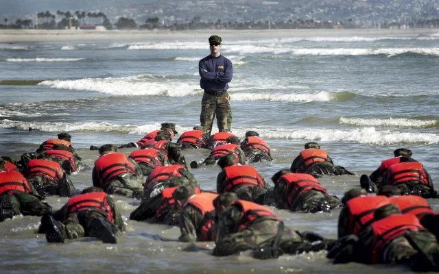 Want to be a SEAL? Tough is just a start - Business - Careers ...